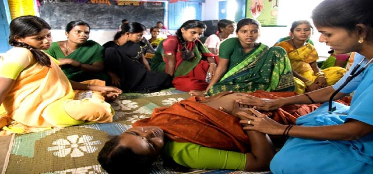 Delayed pregnancies beat sterilisation