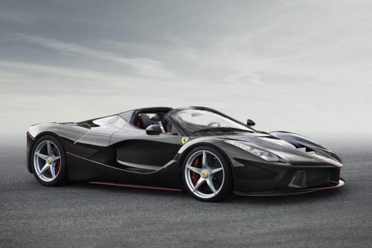 Ferrari developing new Supercar platform