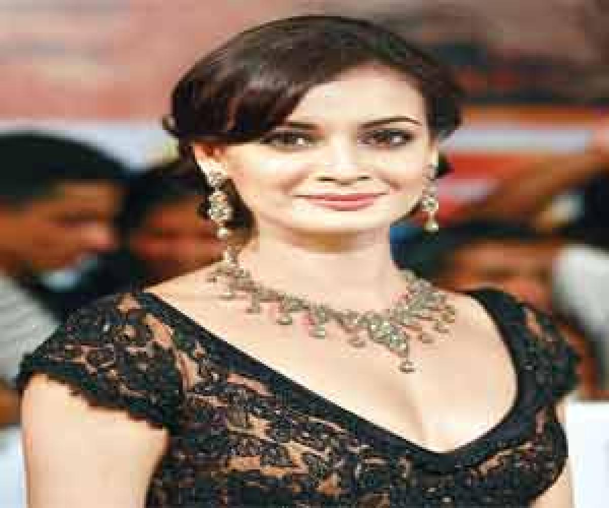Dia Mirza confronts new fears