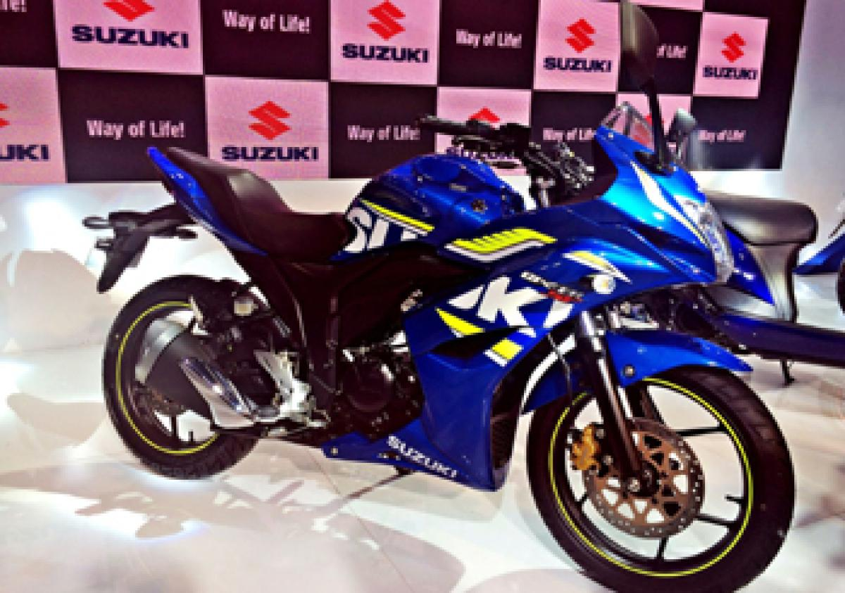 Suzuki Gixxer SF FI to be launched next year