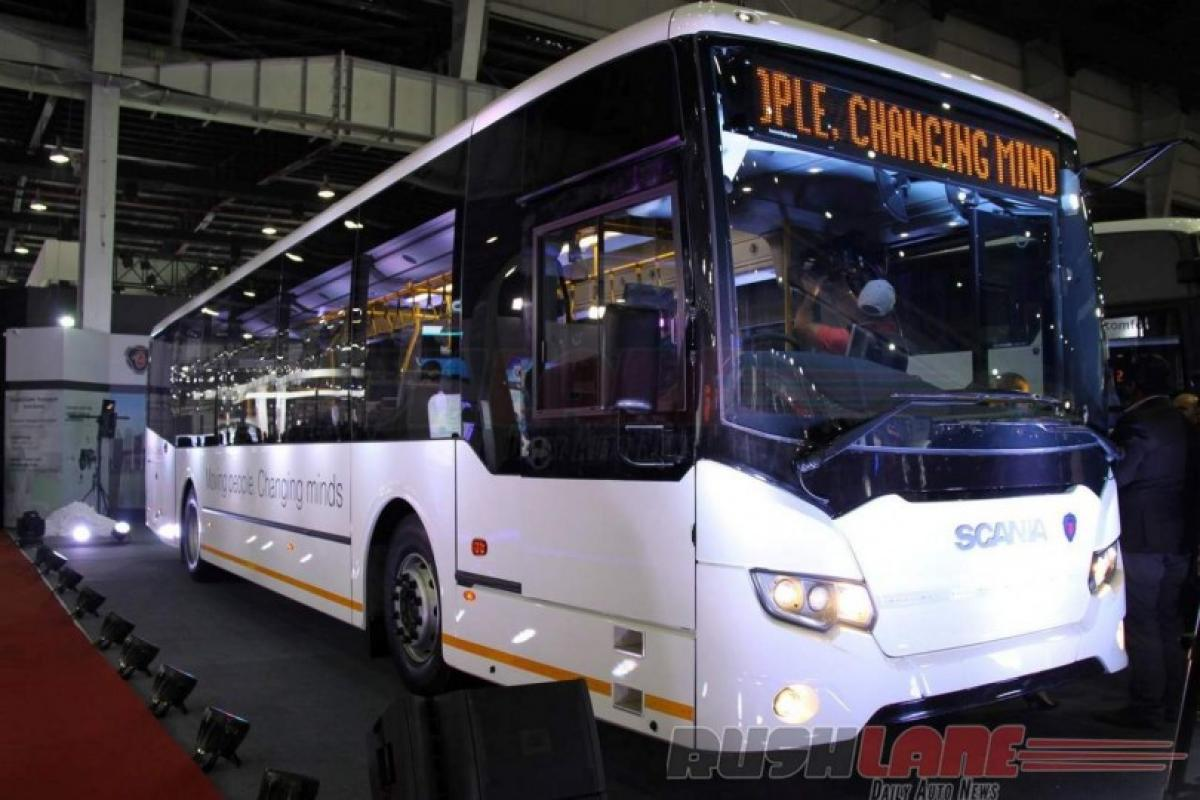 Auto Expo 2016: Scania India features