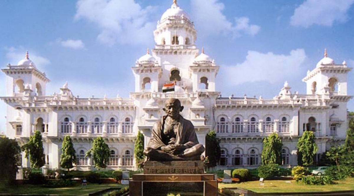 Telangana assembly passes bill to hike Muslim quota