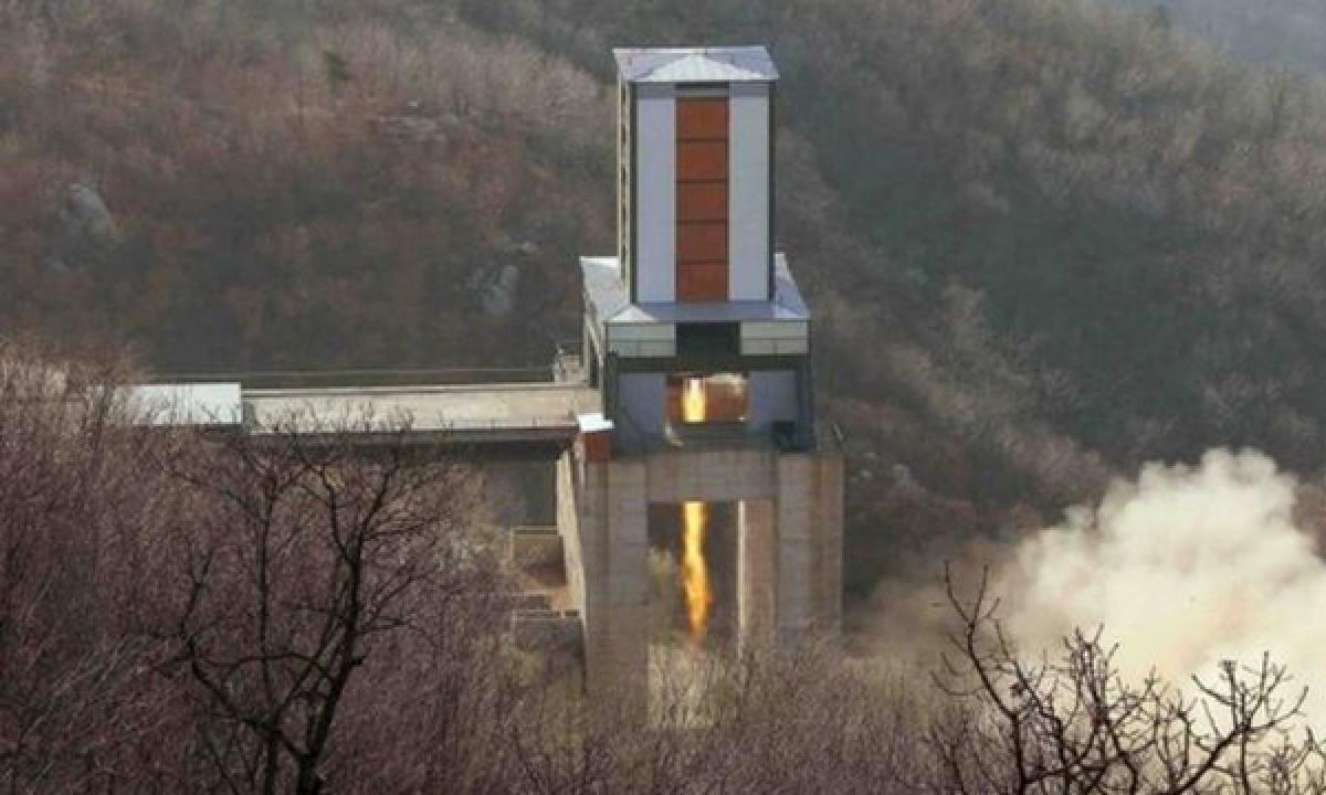 North Korea says it can launch long-range missile anytime
