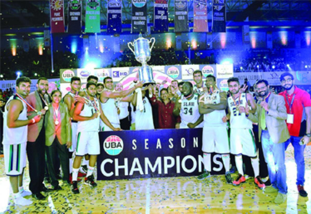 Chennai Slam retain title