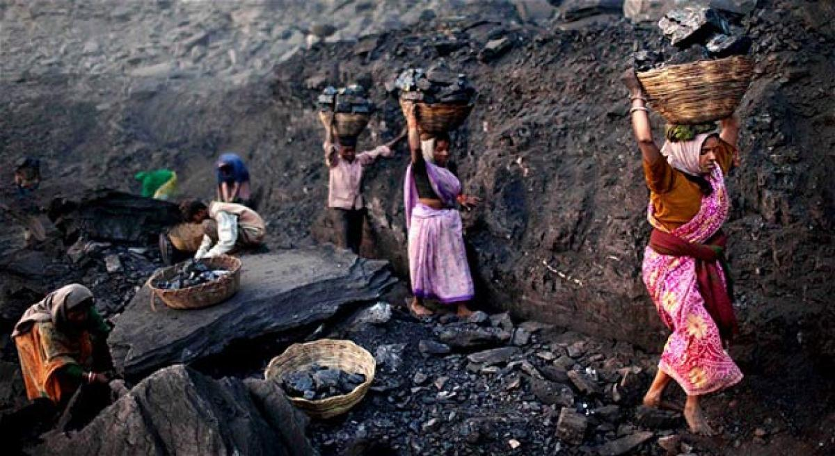 Less demand for female labour force in rural India