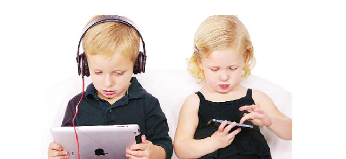 How parents can integrate technology in child's day-to-day learning.