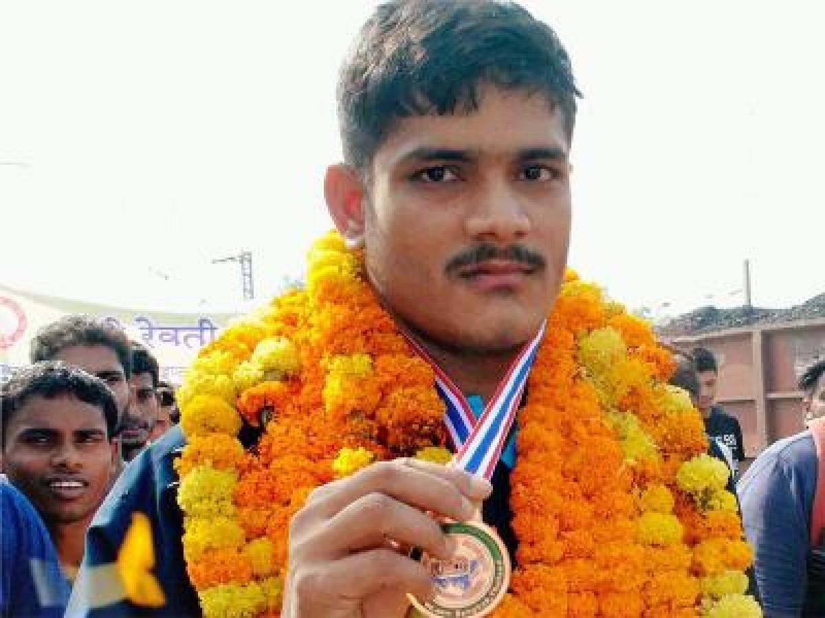 Rohit Yadav fails dope test, to be stripped off Asian youth championship medal