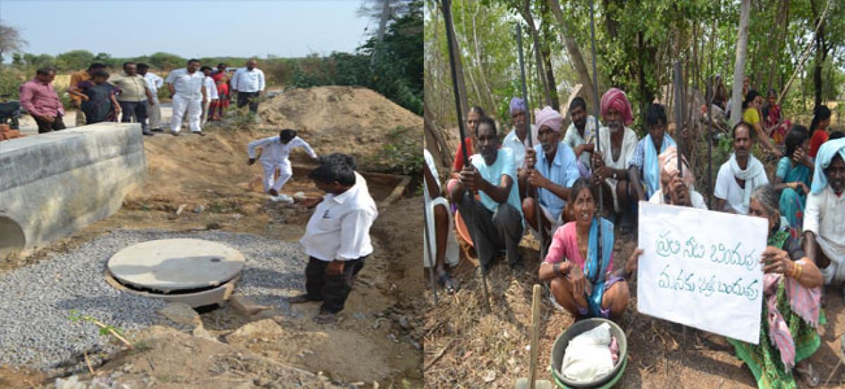 Konapur turns model village for water conservation