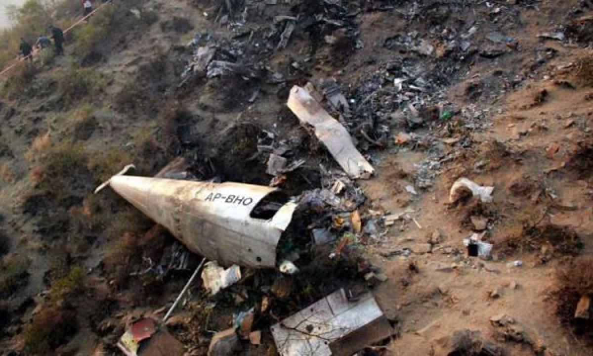 Pakistan grounds French-built ATR planes after fatal crash