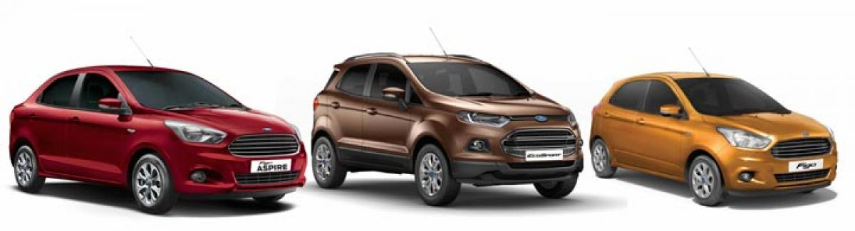 Ford Credit India launches retail financing