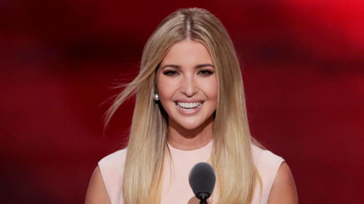 Ivanka Trump not US govt employee, still gets office in White House