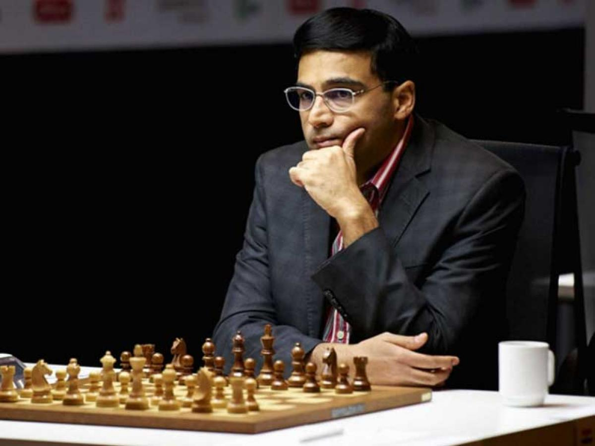 London Chess Classic: Viswanathan Anand settles for draw With Michael Adams
