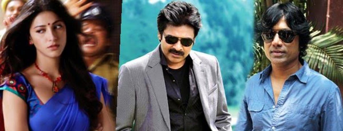 Pawan Kalyan finds his leading lady for SJ Surya film?