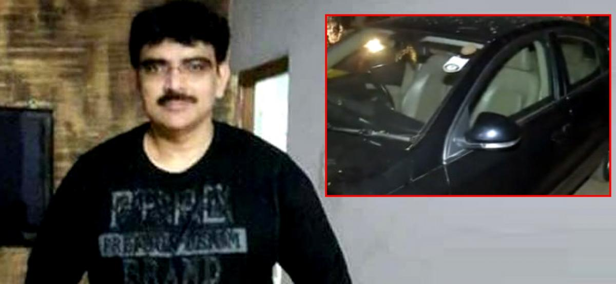 Hyderabad doctor who shot colleague ends life at farm house