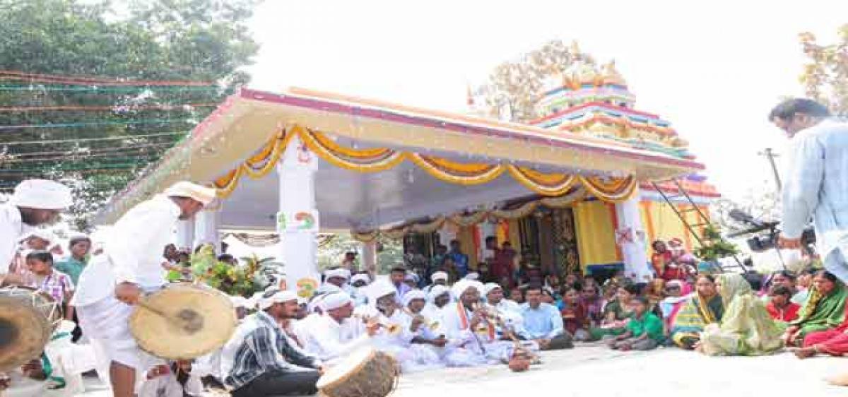 Tribal fair brings festival frenzy