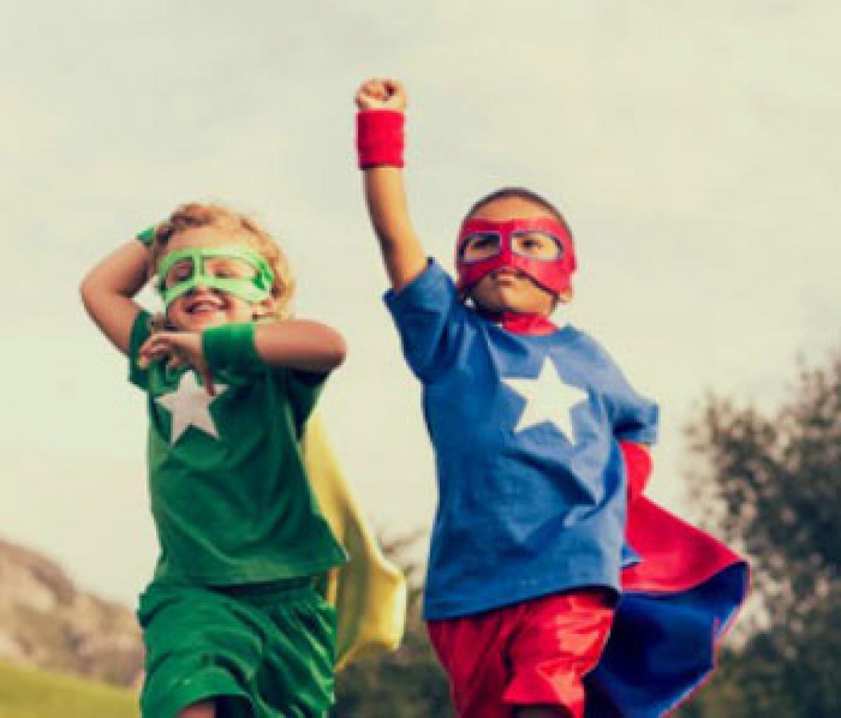 Kids develop self-esteem even before age five