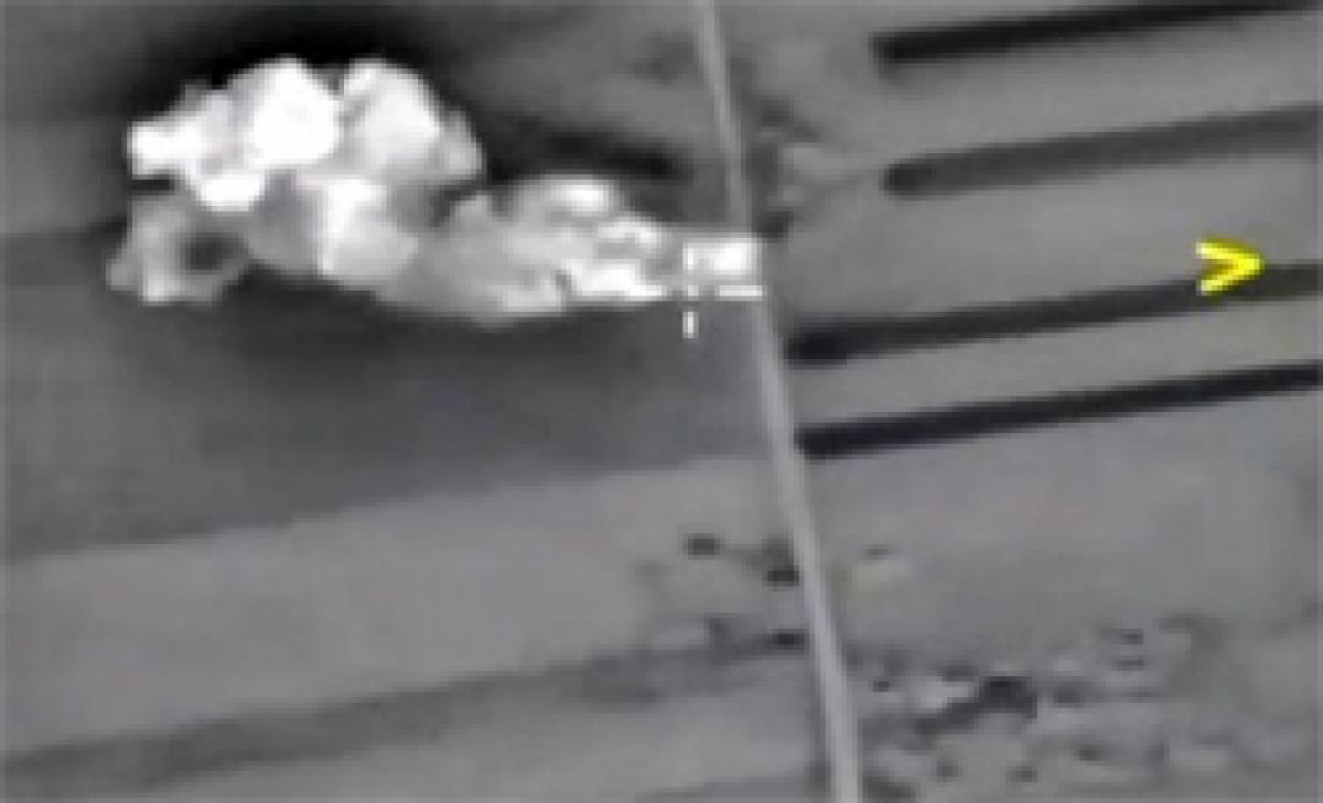 Russia bombs Syria for third day, mainly avoiding Islamic State