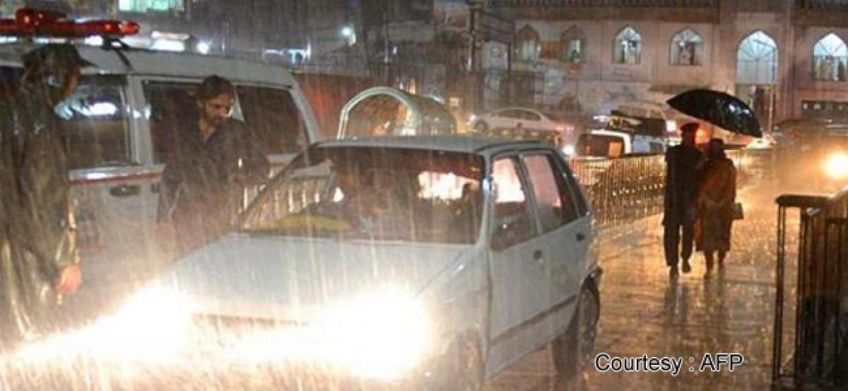 Torrential rains wreak havoc in Pakistan, claims 50 lives
