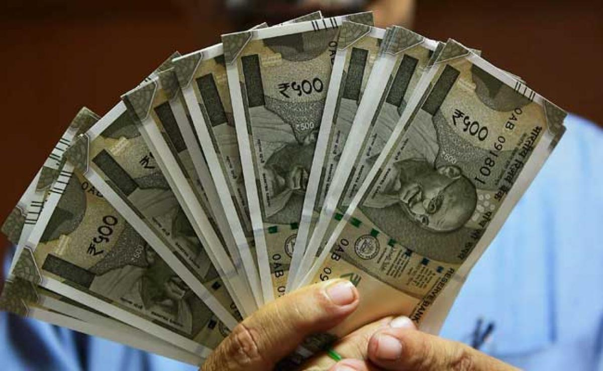 Penalty Of Equal Amount For Receiving Cash Over Rs. 3 Lakh: Centre