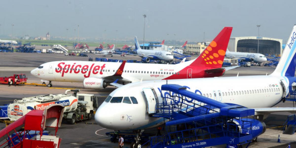 Collision averted between SpiceJet, Indigo planes at Ahmedabad airport