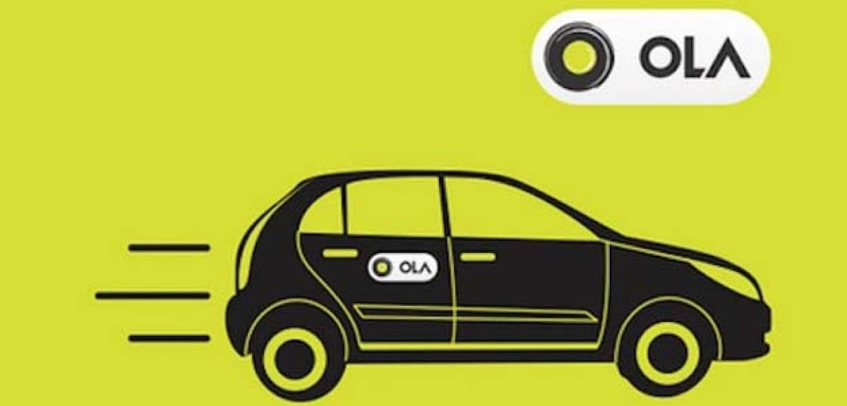 Indias first cab leasing program from Olas subsidiary, to add 100,000 cabs by 2016