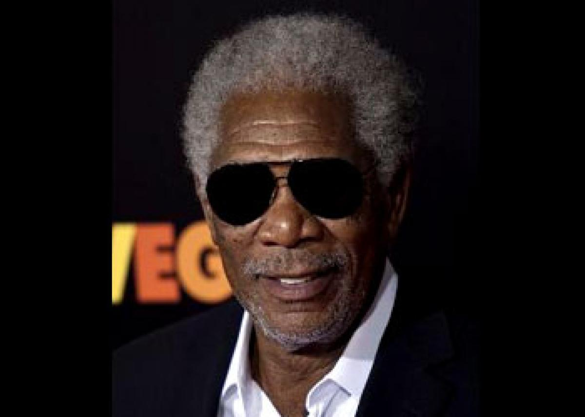 Now, Morgan Freeman on app to help you commute