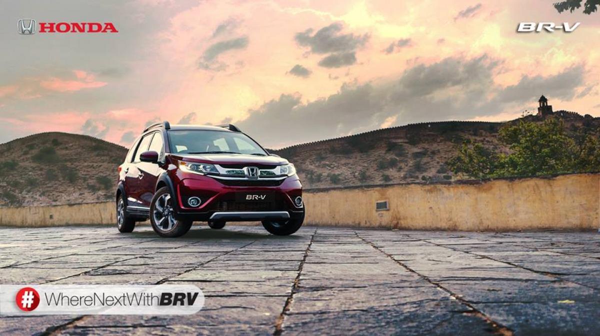 Honda BR-V all set to take on Renault Duster and Hyundai Creta