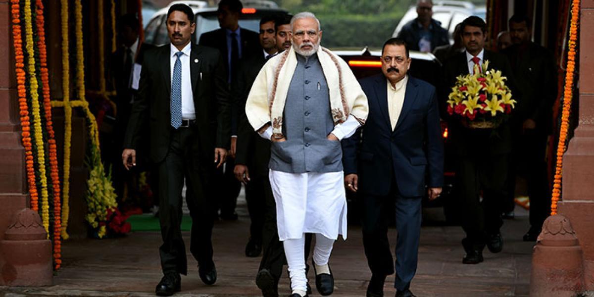 Modi hopes for breakthrough on GST