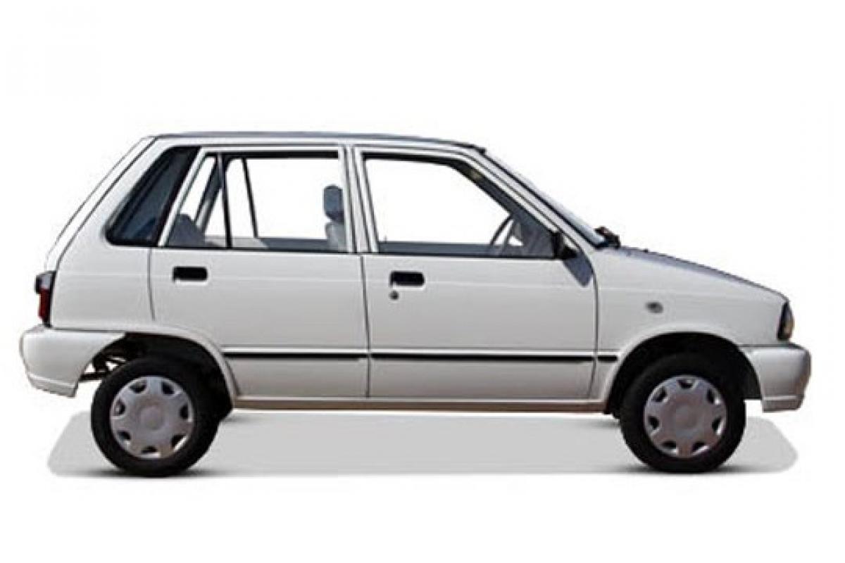 Pakistan car thieves love Maruti 800 aka Suzuki Mehran