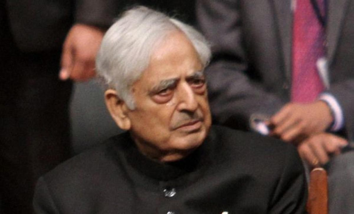India, Pakistan has shown great maturity to re-engage: Mufti Sayeed