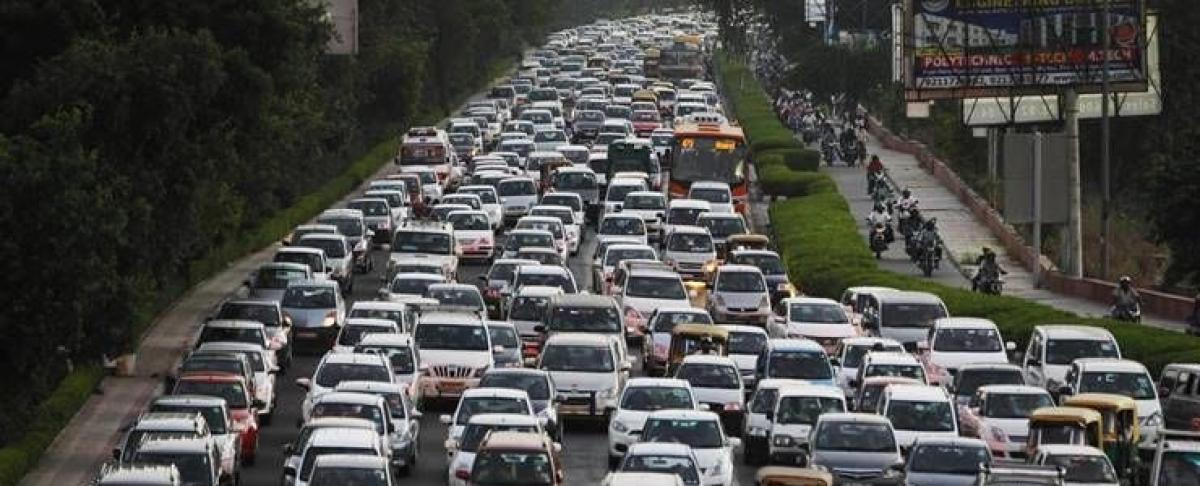 Odd even formula has indeed cut direct emission from cars in Delhi