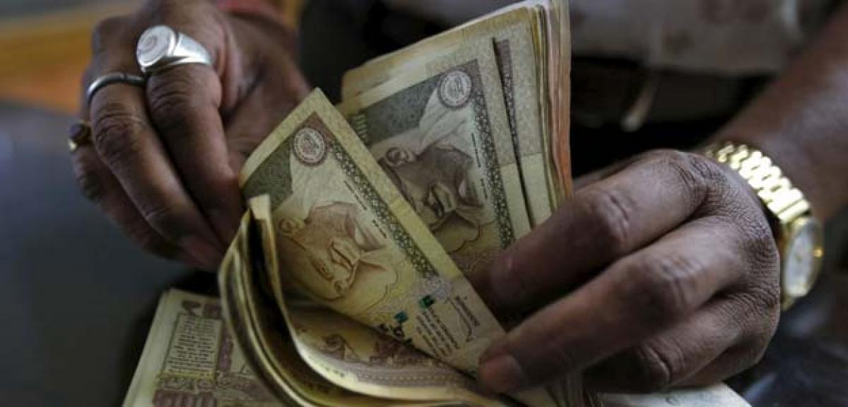 Rupee slips and opens at 66.60/USD lower by 14 paise