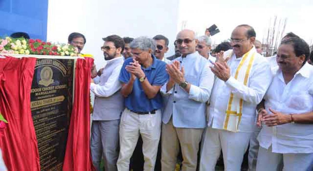 Cricket academies in Vijayawada, Guntur