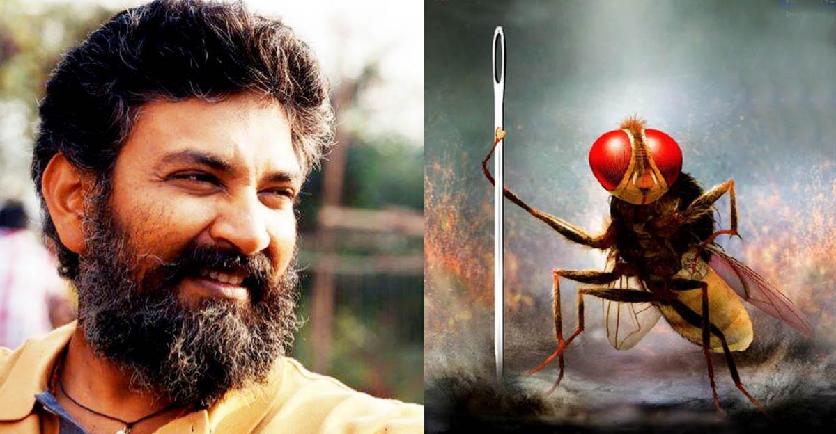 Rajamoulis next movie is Eega-2?