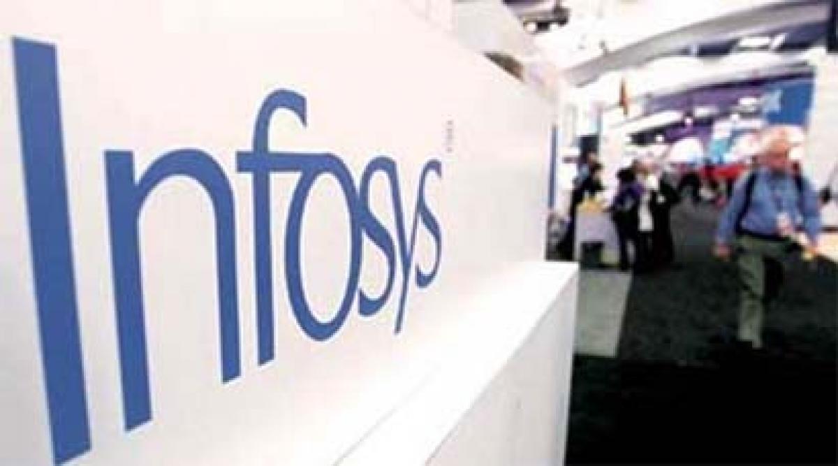 Infosys net up 6.6 percent in third quarter