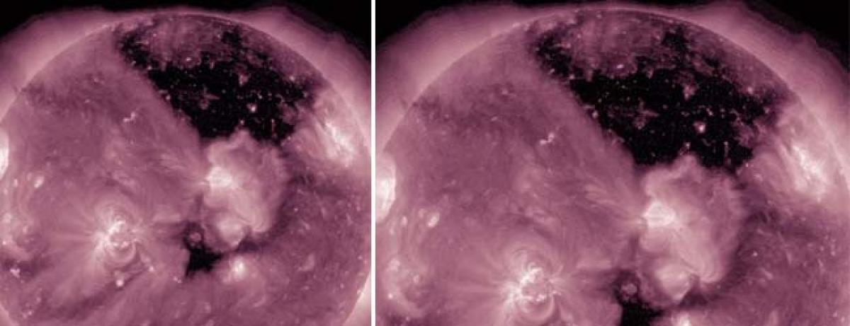 Solar winds can create geomagnetic storms on earth disturbing communication, affect astronauts on space mission