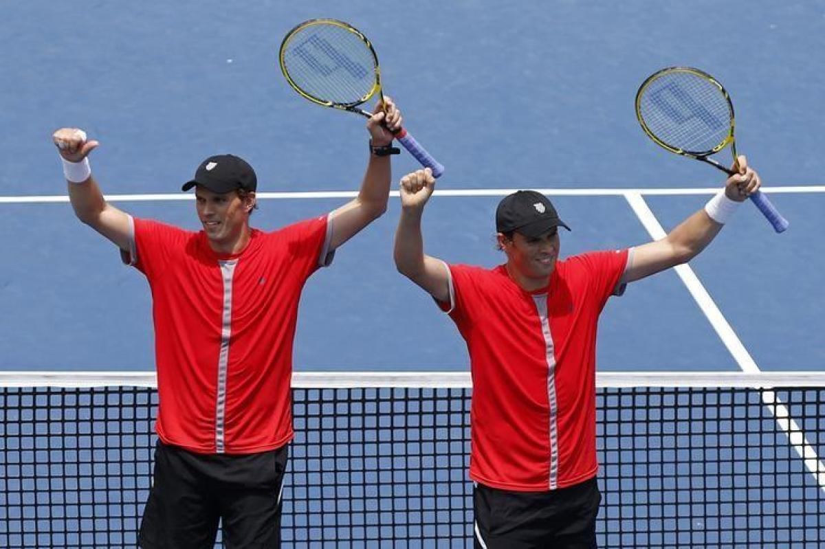 United States Bryan brothers retire from Davis Cup