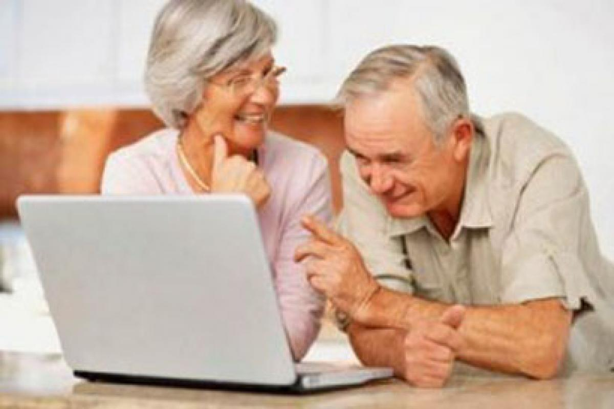 Meaningful activities on internet vital for healthy ageing