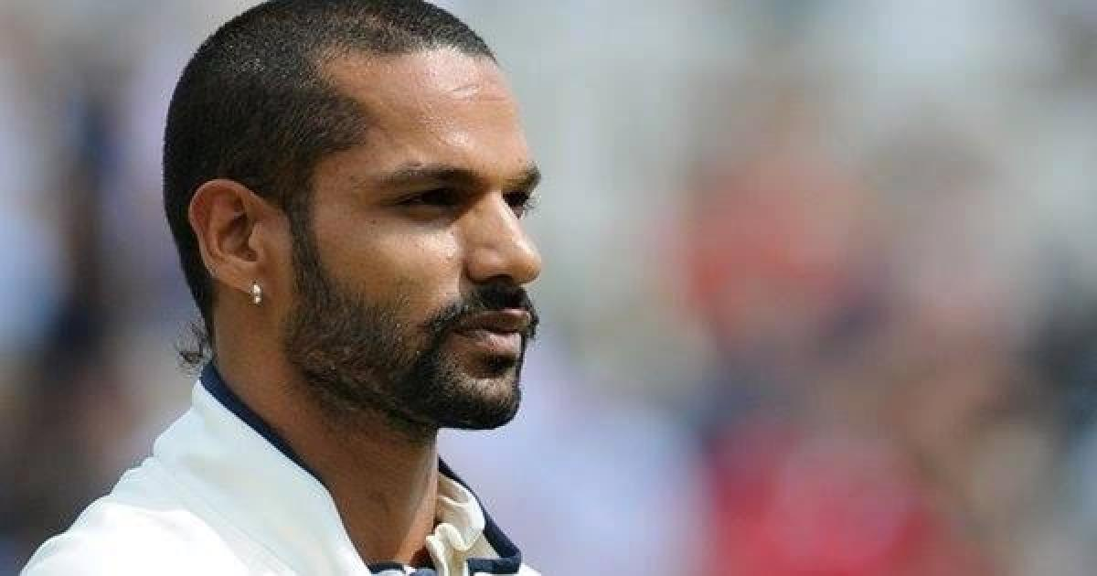 Shikhar Dhawan ruled out of 3rd test against NZ after injury