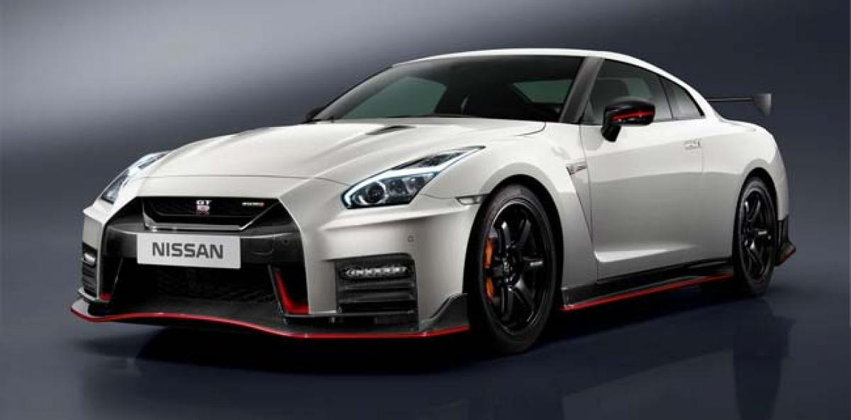 Nissans 600 horsepower 2017 GT-R NISMO: All you wanted to know