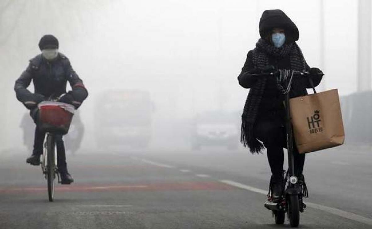 As Toxic Air Shrouds Beijing Again, China Vows Fresh Smog Crackdown