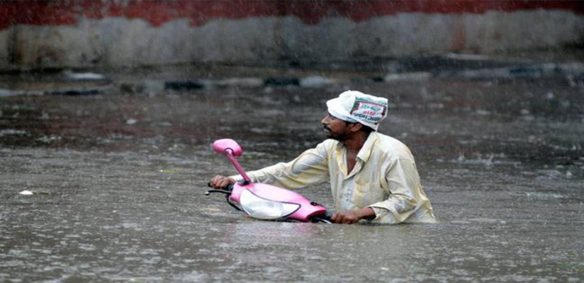The challenge of urban flooding