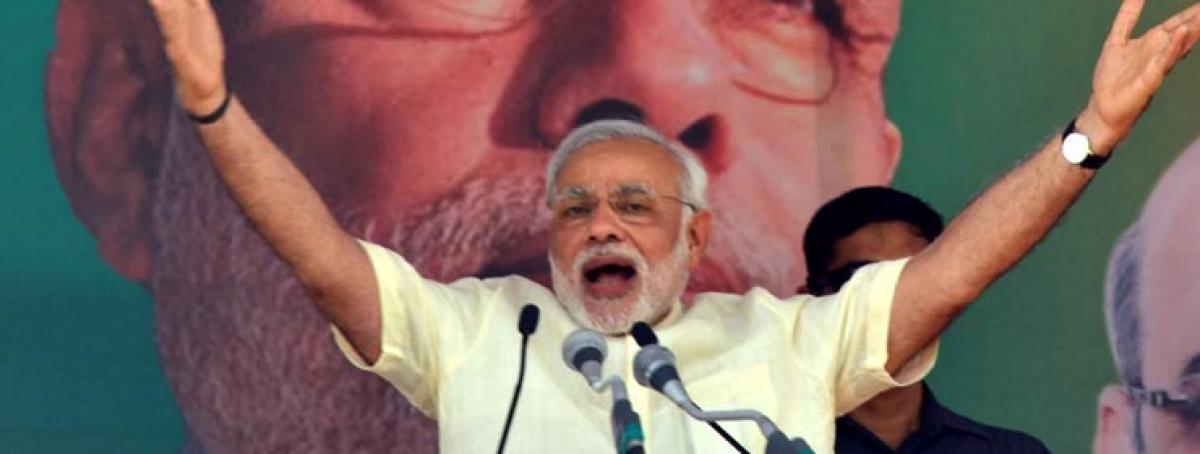 Customised bullet proof luxury cars readied for Modis Kashmir visit