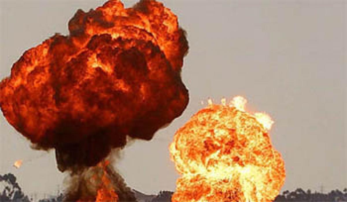 Six Indians dead in Nepal brick kiln blast