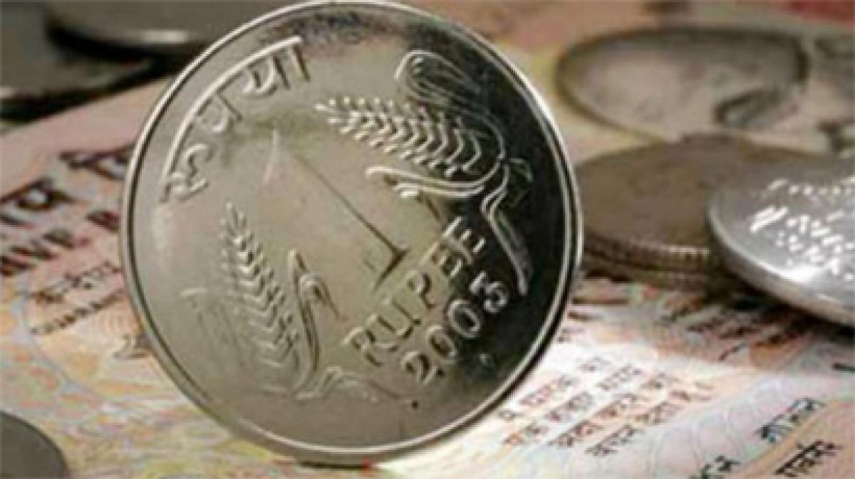 Forex: The rupee ended the week lower by 16 paise