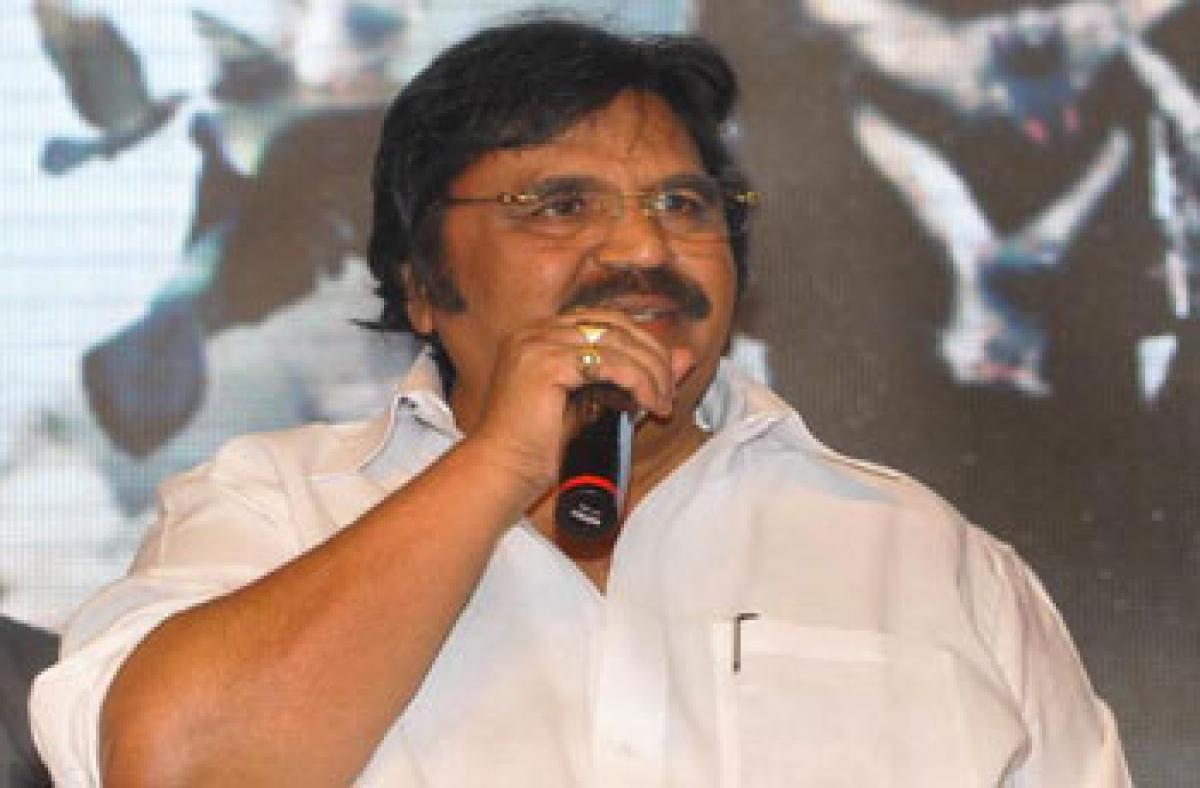 Dasari vents his anger against current love stories