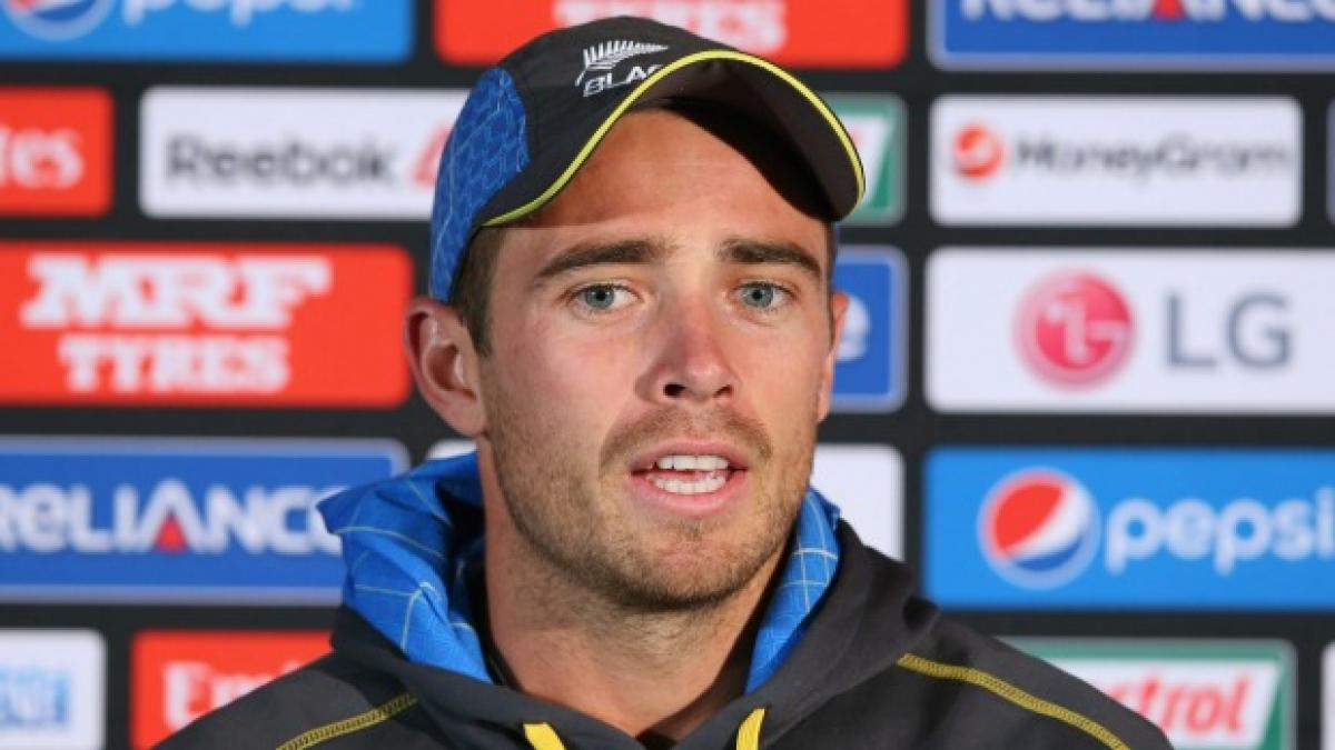 Ankle injury rules out Tim Southee from India series