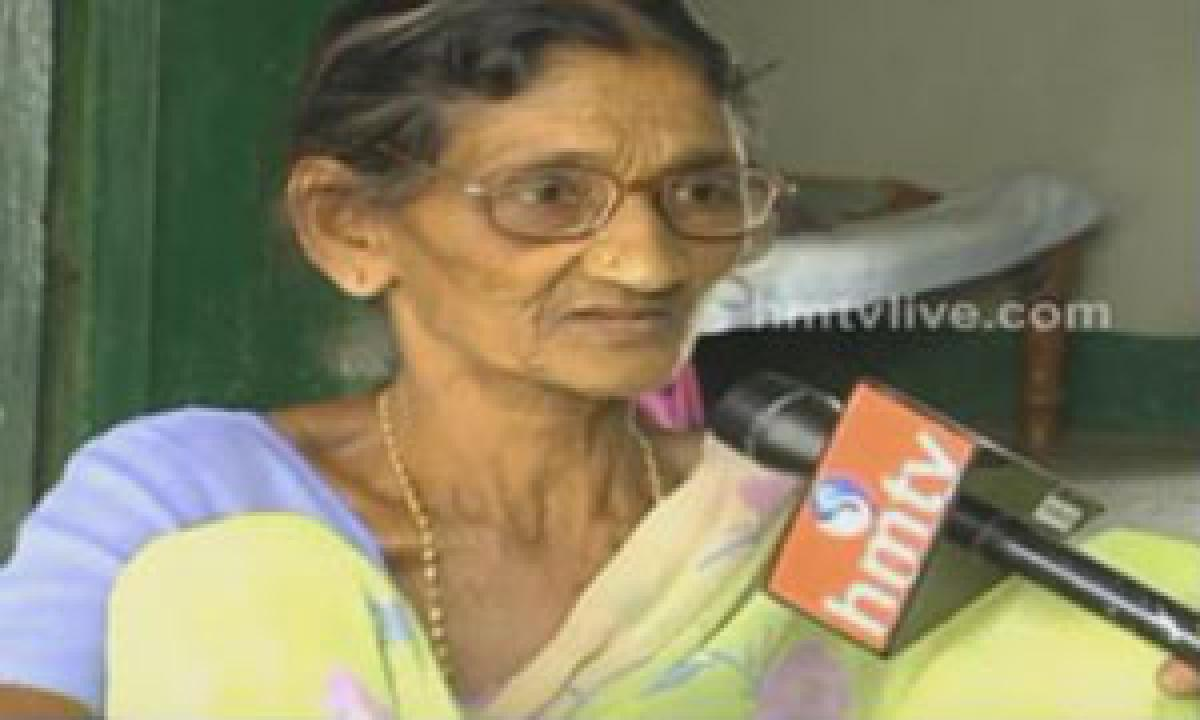 Woman goes without food for 30 years