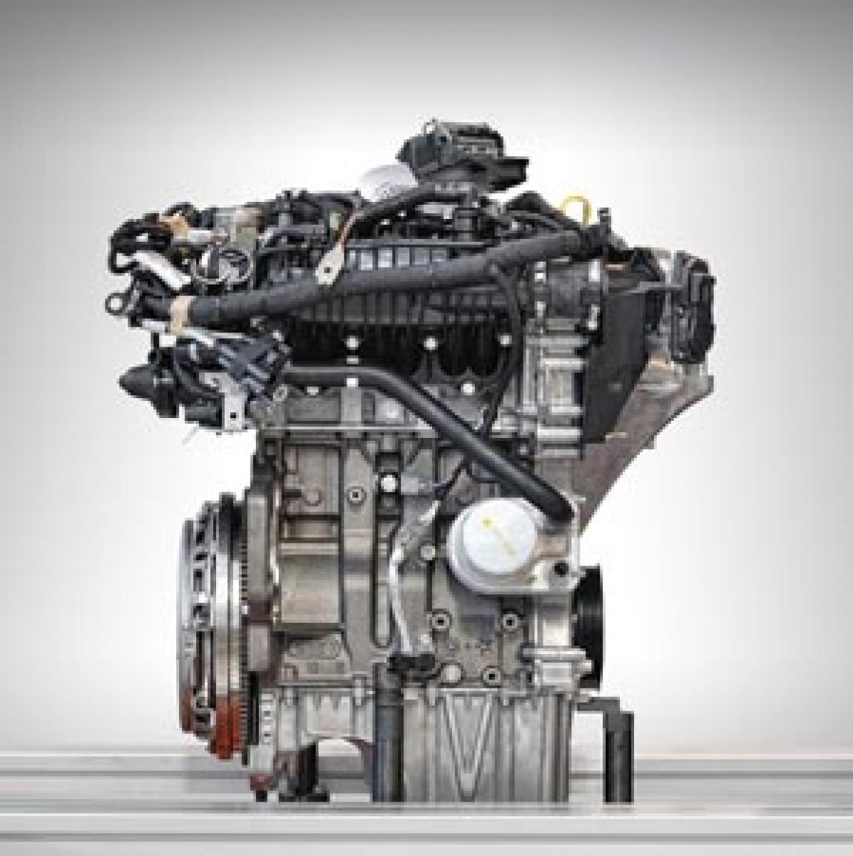 1.0-Liter Ford EcoBoost wins Best Small Engine award