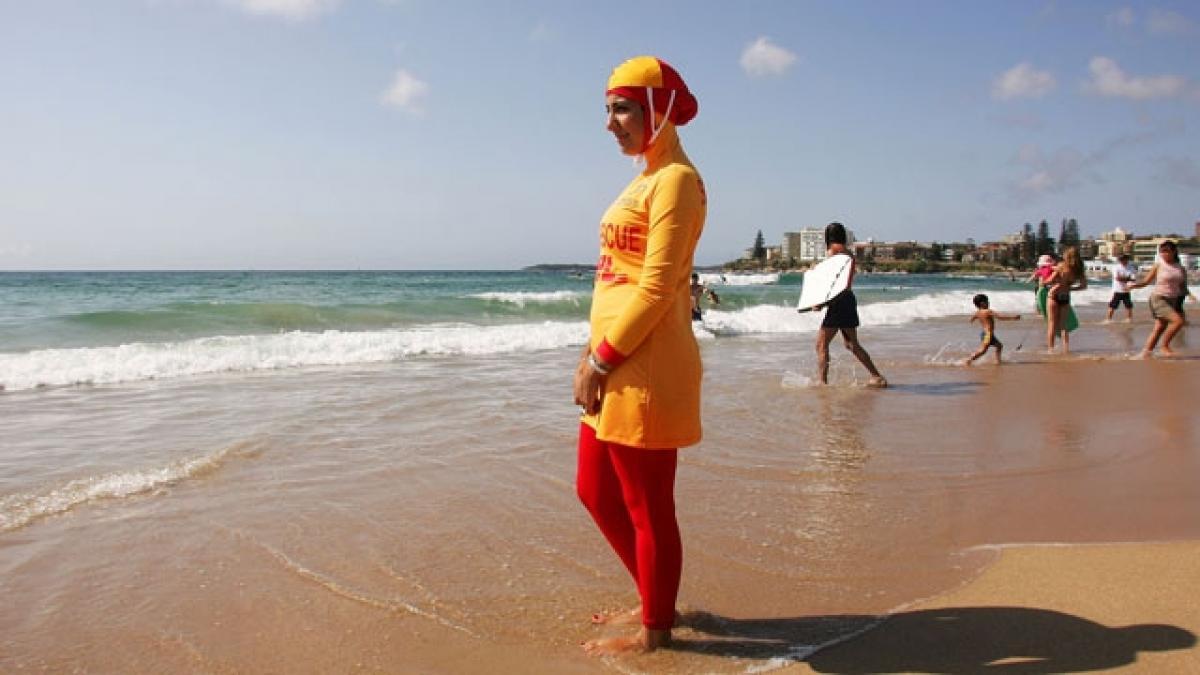 Muslim swimmers allowed to race wearing